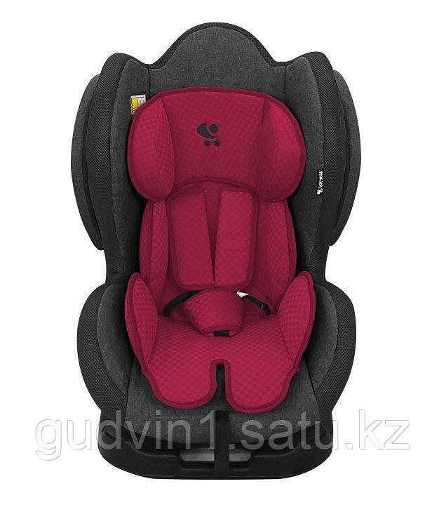 Автокресло Lorelli Sigma sps HB-07 0+/1/2 Красно-черный / Red&Black 1800