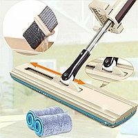 Швабра лентяйка для быстрой уборки Spin Mop 360 с отжимом