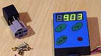 Таймер-счетчик для контроля времени проката детских машинок