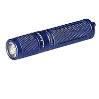 Фонарь - брелок LED миниатюрный Fenix E05 синий, Cree XP-E R2, 85 Lm, фото 1