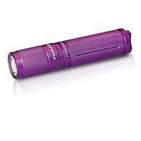 Фонарь - брелок LED миниатюрный Fenix E05 фиолетовый, Cree XP-E R2, 85 Lm, фото 1