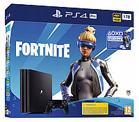 PS4 PRO 5 REG 1 TB+FORTNITE, фото 1