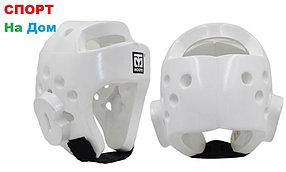 Шлем для тхэквондо и муто  MOOTO Размер XS,S,M  (цвет белый)