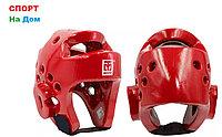 Шлем для тхэквондо и муто MOOTO Размер M,L (цвет красный)