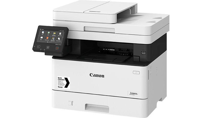 Canon i-SENSYS MF443dw МФУ лазерное черно-белое (принтер, сканер, копир)