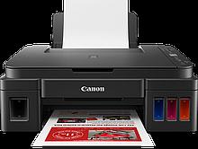 Canon PIXMA G3411 МФУ струйное цветное WiFi, СНПЧ, A4