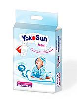 Детские одноразовые впитывающие пеленки YokoSun