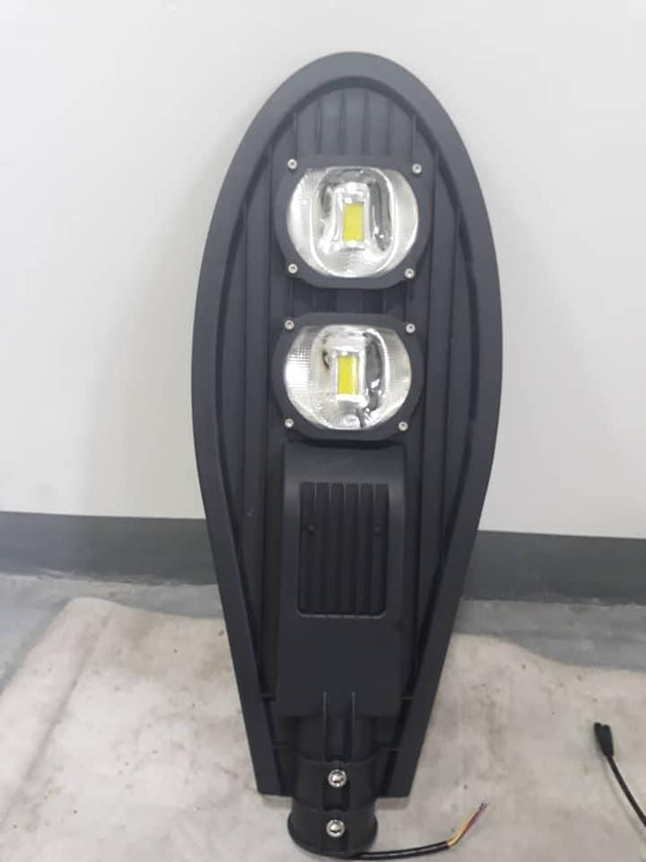 Уличный светодиодный фонарь 100 Ватт