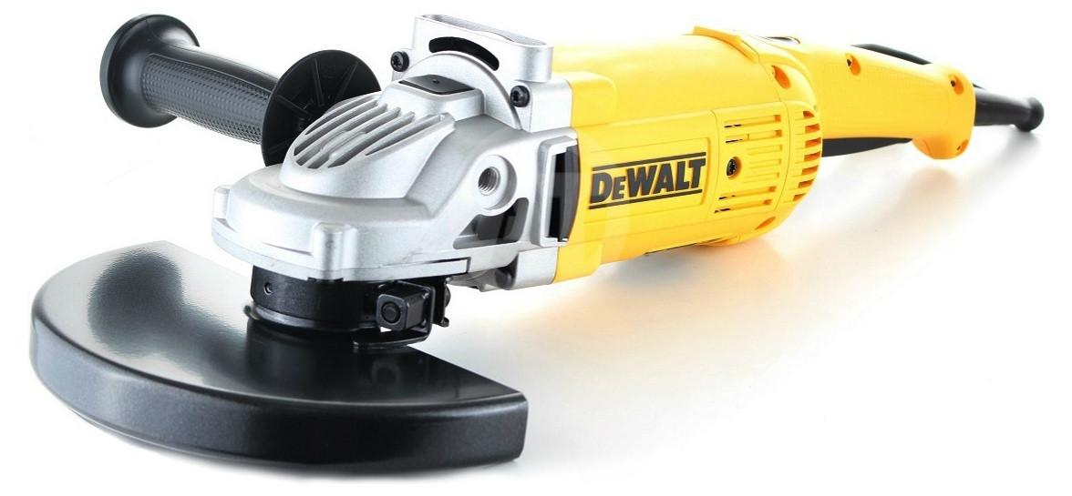 Углошлифовальная машина (болгарка) DeWALT DWE492S