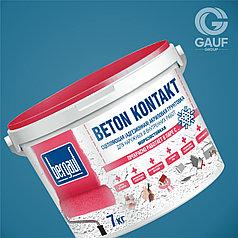 BETON KONTAKT, Сцепляющая (адгезионная) акриловая грунтовка, *Морозостойкая, 7 кг