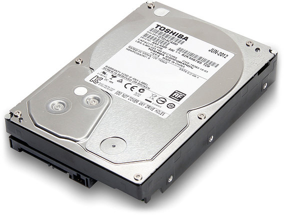 Жёсткий диск Toshiba DT01ACA100 1TB, фото 2