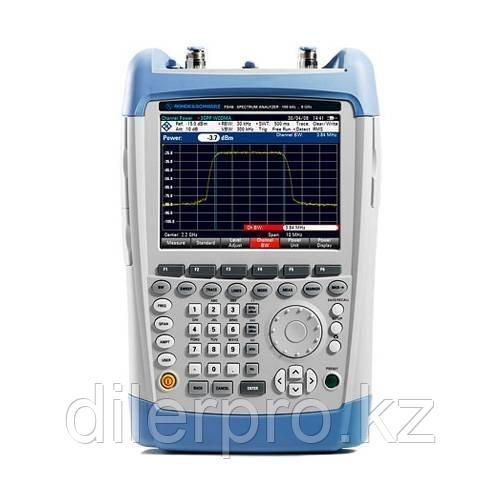 Портативный анализатор спектра Rohde Schwarz FSH8 от 9 кГц до 8 ГГц
