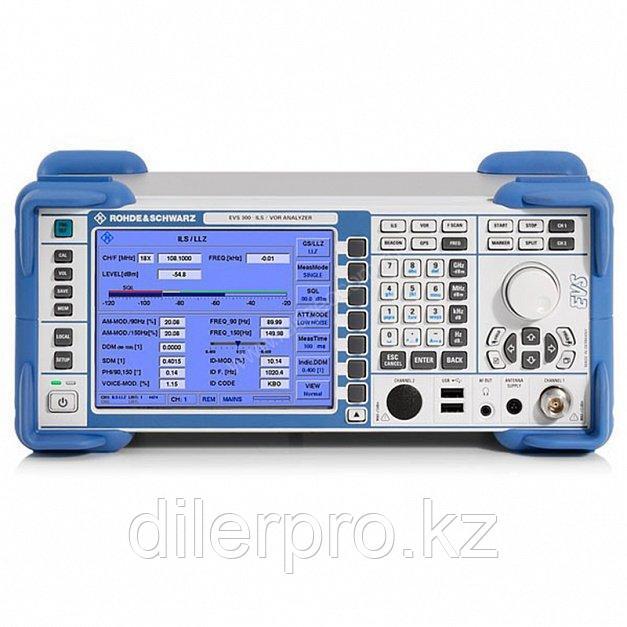 Анализатор спектра Rohde Schwarz EVS300
