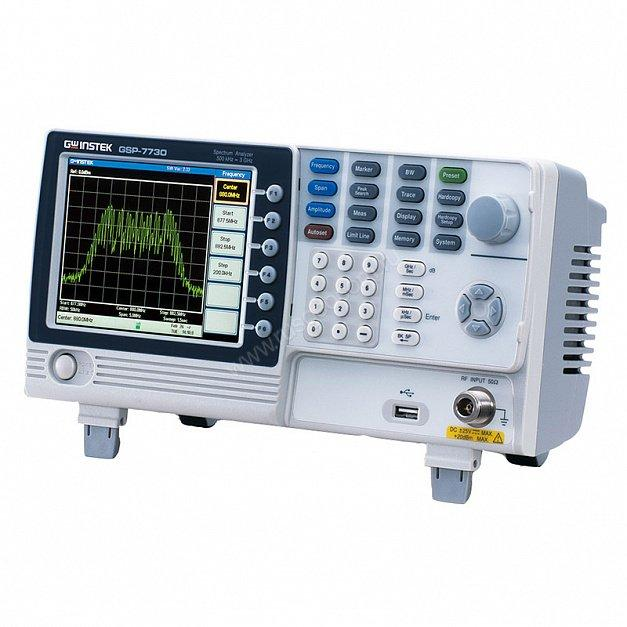 Анализатор спектра GW Instek GSP-7730