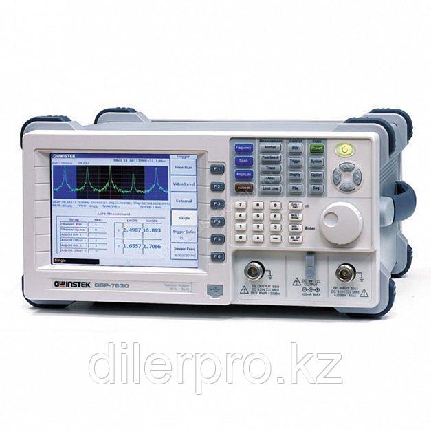 Анализатор спектра GW Instek GSP-7830