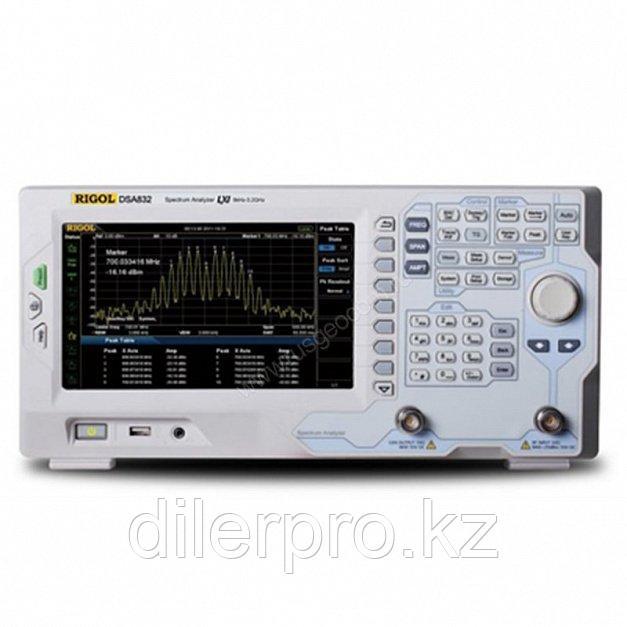 Анализатор спектра Rigol DSA832-TG