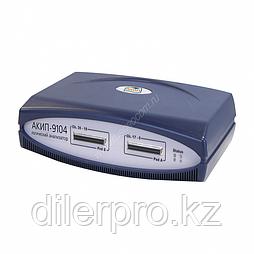 Логический анализатор АКИП-9104-2