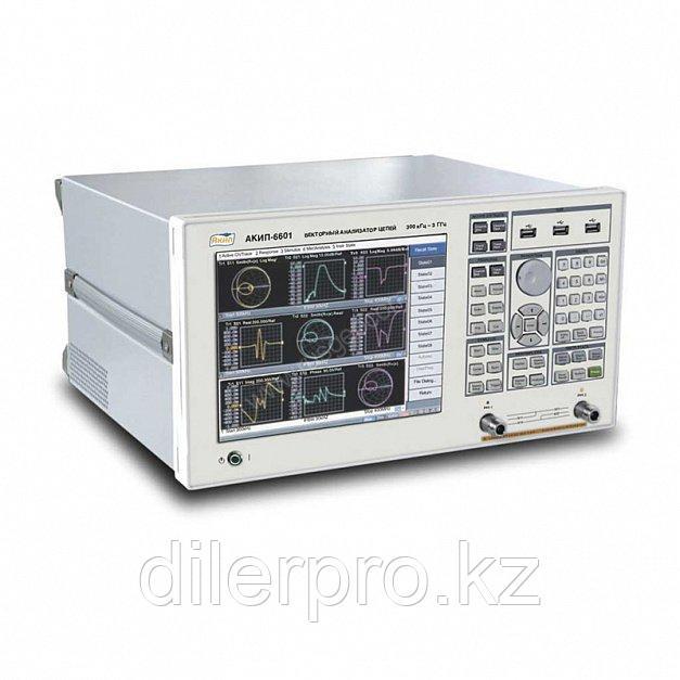 Анализатор цепей АКИП-6601