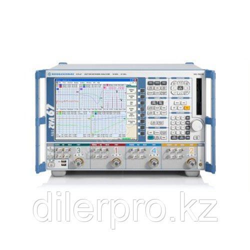 Анализатор цепей Rohde Schwarz ZVA110 без РЧ-кабелей
