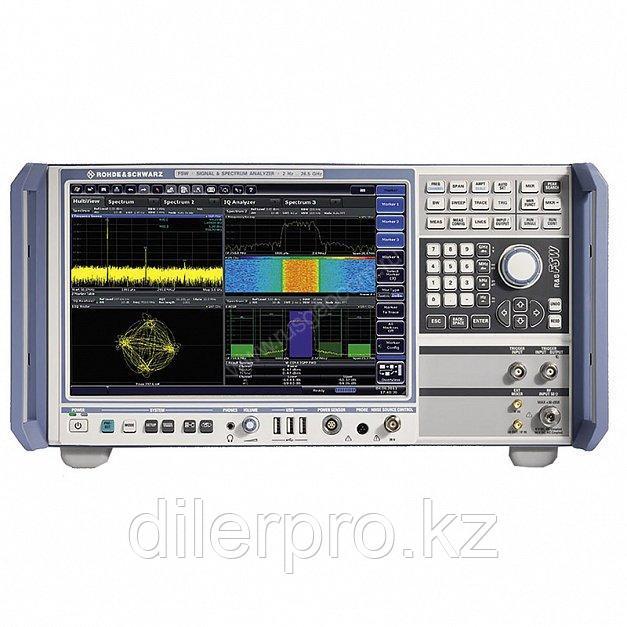 Анализатор спектра Rohde Schwarz FSW50
