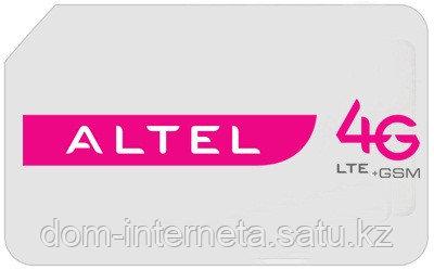 Sim карта Altel 4G 200 Gb - фото 1