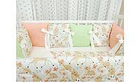 Детское постельное белье Страна Чудес Оленята 6 предметов, фото 1
