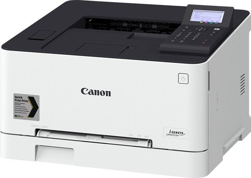 Canon i-SENSYS LBP623Cdw Принтер лазерный цветной, A4, двусторонняя печать