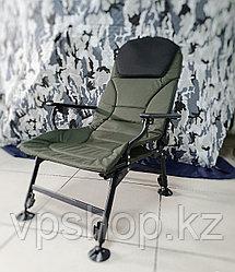 Кресло-кровать складное карповое Ranger SL-104 (1670х990х600мм), зеленое