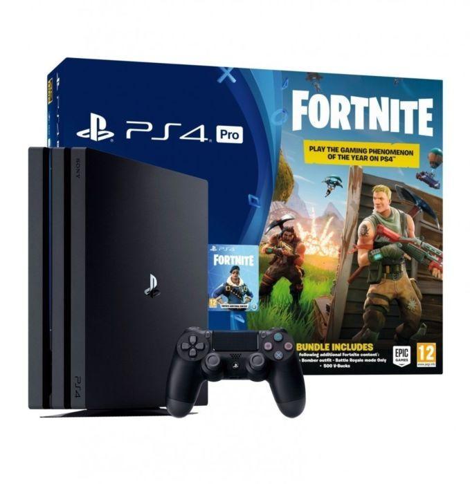 Sony PlayStation 4 Pro 1TB + Fortnight