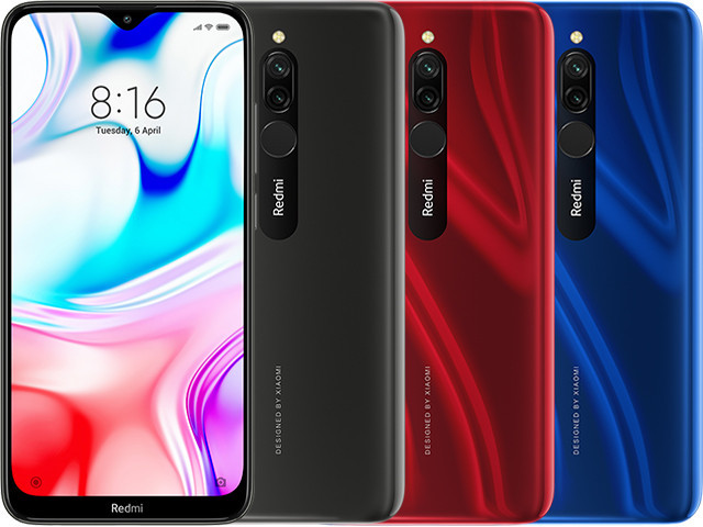 Xiaomi Redmi 8 32GB Red