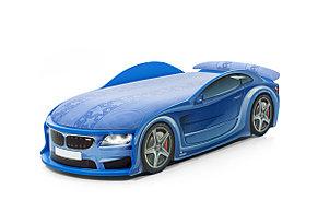 Кровать машина детская БМВ-М blue