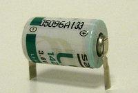 Элемент питания литиевый Saft LS14250 CNR 1/2AA SL-350