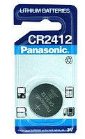 Элемент питания литиевый Panasonic CR2412  3V
