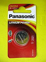 Элемент питания литиевый Panasonic CR2354  3V