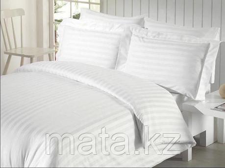 Постельное белье из страйп сатина двухспальное оптом и в розницу, фото 2