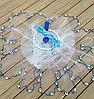 Кастинговая сетка (ловушка для рыбы) размер в диаметре 4м