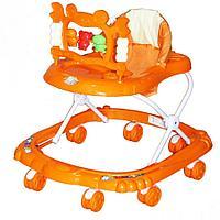 Ходунки Bambola Краб оранжевый, фото 1