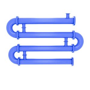 Теплообменник кожухотрубный ВВП 10-168(159)-4000
