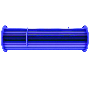 Трубная система для ПП 1-50-2-2