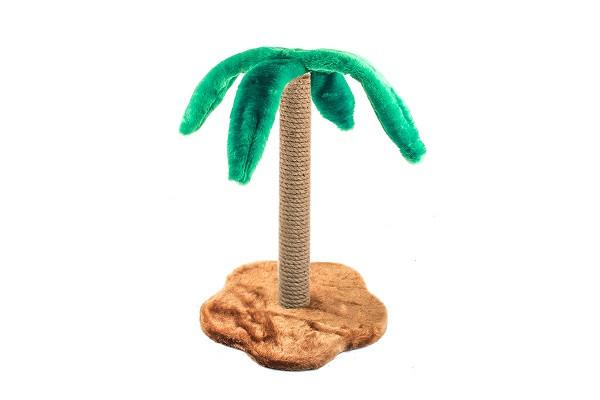 Когтеточка-столбик Пальма 50 см