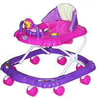 Ходунки Bambola Мишка фиолетовый, фото 1