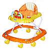 Ходунки Bambola Мишка оранжевый