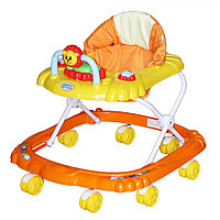 Ходунки Bambola Мишка оранжевый, фото 1