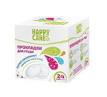 Прокладки для груди 24 шт HAPPY CARE