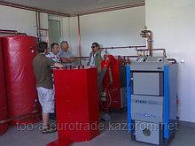 Отопительные пиролизные котлы на твердом топливе АТМОС/Чехия