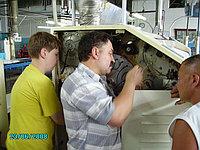 Сервисное и техническое обслуживание прачечного оборудования