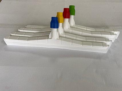 Гигиенический пластиковый сгон для пола 45см