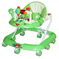 Ходунки Bambola Лягушонок зеленый, фото 1