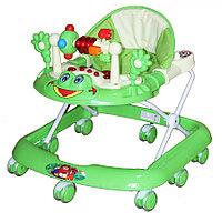 Ходунки детские Bambola Лягушонок зеленый