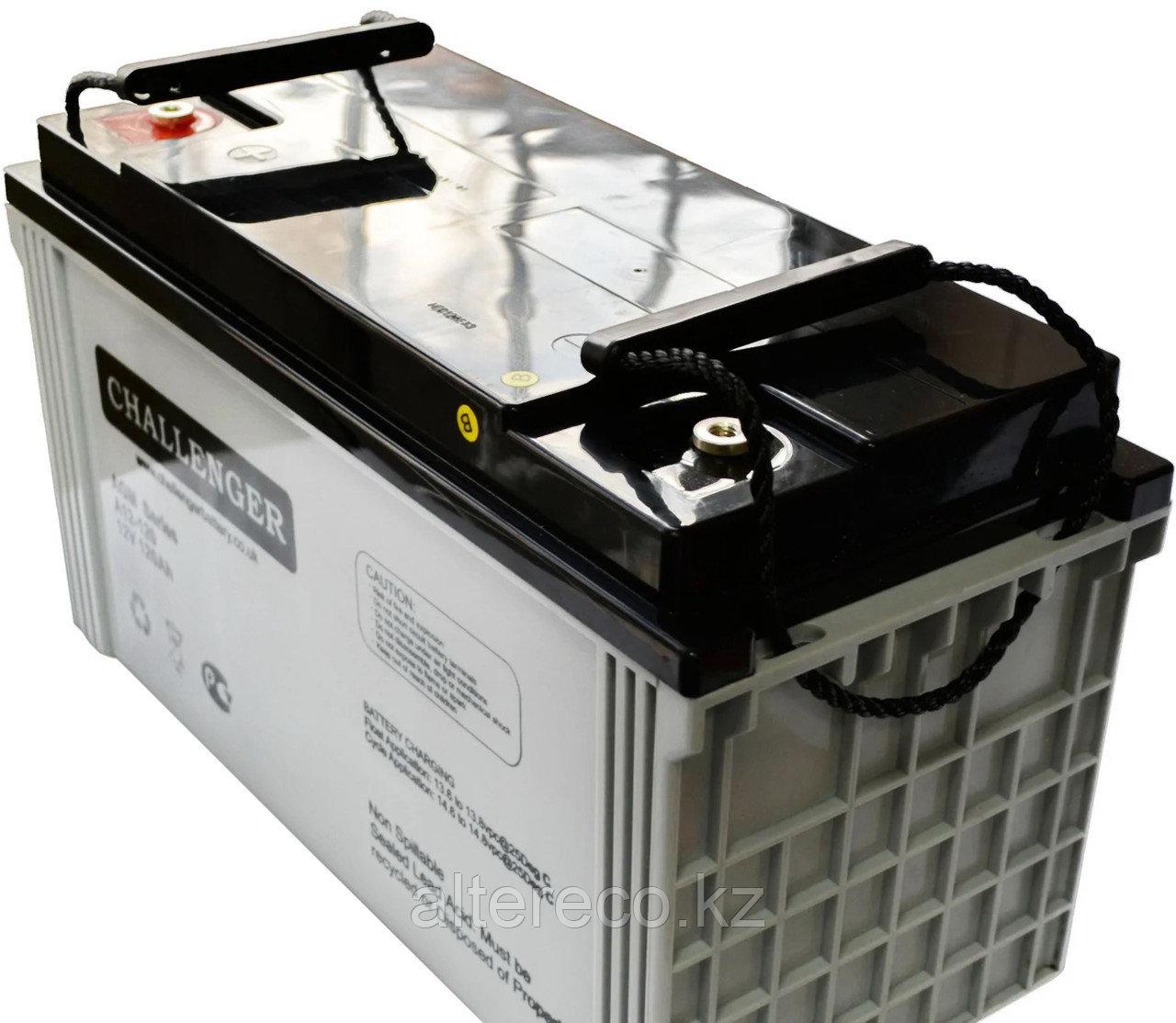 Аккумулятор Challenger A12-120 (12В, 120Ач)